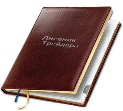 ведите дневник трейдера