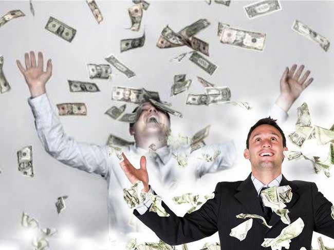 Дух захватывает, когда мечтаешь стать трейдером-миллионером
